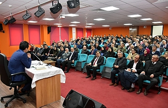 Karaman'da Okul Müdürleri Toplantısı Gerçekleştirildi