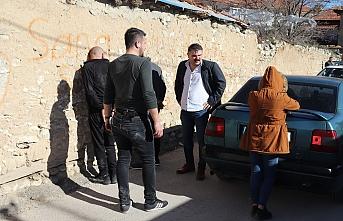 Karaman'da Satışa Hazır Eroin Ele Geçirildi