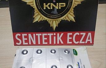 Karaman`da Uyuşturucu Operasyonu: 2 Tutuklama