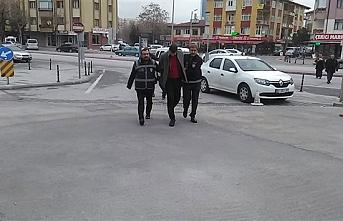 Konya'da 200 Bilezik 40 Bin TL Çalan Şüpheliler...