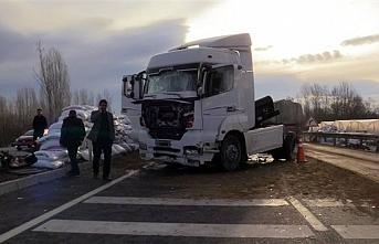 Konya'da Feci Kazada 1 Kişi Hayatını Kaybetti