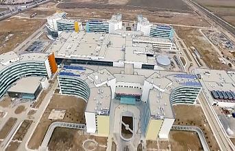 1250 Yatak Kapasiteli Hastanede Sona Gelindi