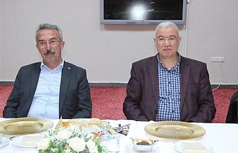 AK Parti İl Teşkilatı Basınla Bir Araya Geldi