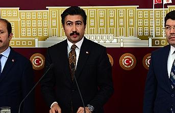 AK Parti`den İnfaz Düzenlemesi Açıklaması