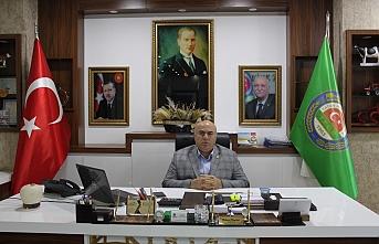 """Başkan Bayram: """"Bu Dönemde Korana Virüse Karşı..."""