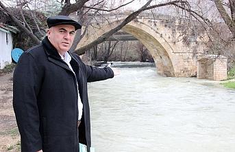 Başkan Bayram:Karaman, 30 yılın en iyi kış mevsimini...