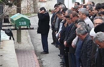 Cinayete Kurban Giden Kadın Son Yolculuğuna Uğurlandı