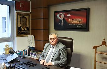 """Dr. Recep Şeker; """"İstiklal Marşı Bağımsızlığımızın..."""