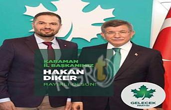 Gelecek Partisi'nin Karaman İl Başkanı Karaman'dan O İsim Oldu