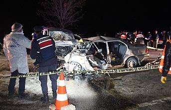 Güneysınır'da Trafik Kazası: 4 Ölü, 4 Yaralı