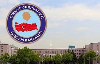 İçişleri Bakanlığı Açıkladı, Bin 748 Hesap Tespit Edildi