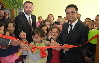 İl Müdürü Çalışkan, Ermenek`te Öğretmen ve Öğrencilerle Buluştu