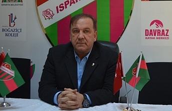 """Isparta 32 Başkanı Yazgan: """"adalet inşallah yerini bulacak """""""