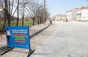 Karaman'da Alt ve Üst Yapı Çalışmaları Devam Ediyor