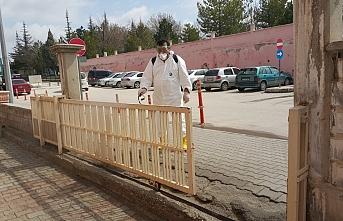 Karaman'da Korona Virüs Tedbirleri En Üst Düzeyde
