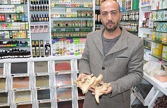 Karaman'da Korona Virüse Karşı Aktarlara Olan...