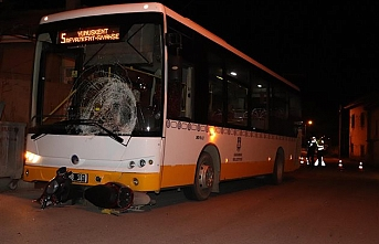 Karaman`da, Trafik Kazası: 1 Yaralı