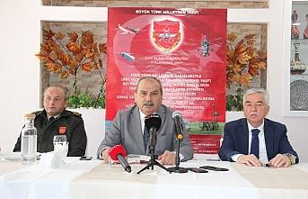 Karaman'da TSK Güçlendirme Vakfı'na Destek...