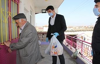 Kazımkarabekir'de Yaşlılarımızın İhtiyaçları...