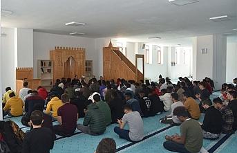 KMÜ'de İdlib Şehitleri İçin Anma Programı...