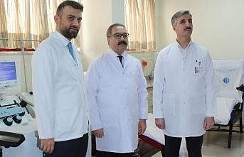 Korona Tedavisinde Türkiye`de Bir İlk