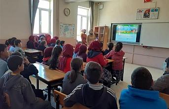 O Eğitimler, Morcalı Köyünde Devam Etti