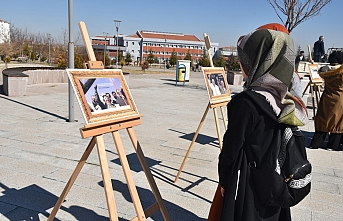 Prof. Dr. Necmettin Erbakan Fotoğraf Sergisi Düzenlendi