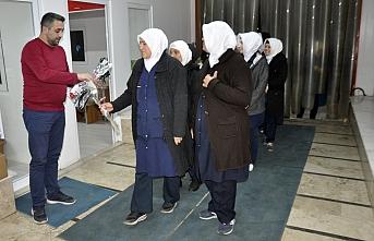 Saray Bisküvi`den 8 Mart Dünya Kadınlar Gününde...