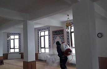 Vali Meral Talimat Verdi,O Köyler'de Dezenfekte Çalışmaları Yapıldı