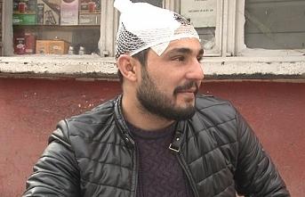 Yunan Polisi Tarafından Darp Edilen Konyalı Genç:...