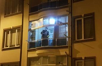 Karaman'da Gece Gece Ev Kurşunladılar