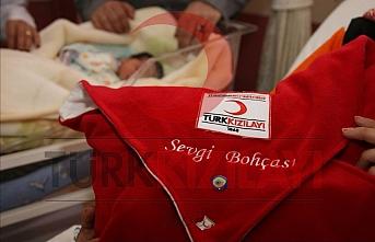 Karaman Kızılay'dan Yeni Doğum Yapan Ailelere...