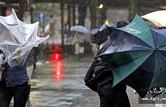 Karaman'a Sağanak Yağış Uyarısı