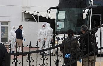 Karaman'da Yurtta Kalan 473 Kişinin Karantina Süresi Uzatıldı