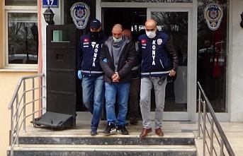 Konya'da 3 Arkadaşını Öldüren Zanlı Adliyeye...