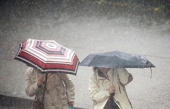 Meteroloji'den Yağış Uyarısı!
