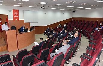 Mevsimlik Tarım İşçileri Komisyon Toplantısı Yapıldı