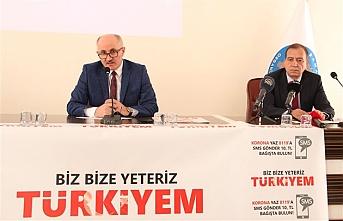 OSB'den 'Biz Bize Yeteriz Türkiyem' Kampanyasına...