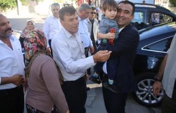 """Başkan Kalaycı """"Hemşerilerimin ve İslam Aleminin Bayramı Kutlu Olsun"""""""