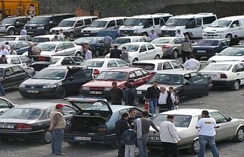 Karaman'da Motorlu Kara Taşıt Sayısında Artış...
