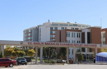 Karaman'da Korona Virüs Şüphelisi Hastaneden...