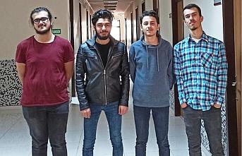 Ön Elemeyi Geçen Öğrenciler Teknofest İçin İddialı