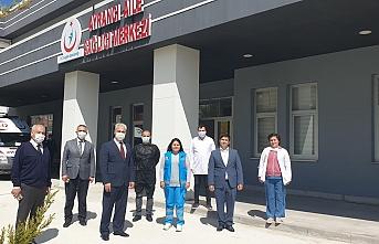 Sağlık Yöneticileri Ayrancı'da