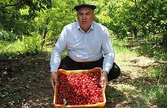 """Başkan Bayram: """"Karaman'da Üretilen Kirazlar,..."""