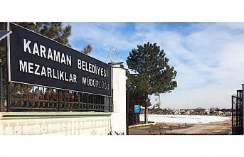 Karaman'da 1506 Ölüm Gerçekleşti