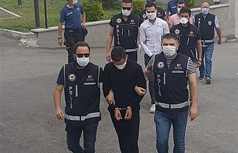 Karaman`da Uyuşturucu Operasyonunda 2 Tutuklama