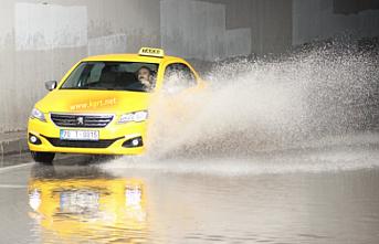 Karaman'da Yağışlar 5 Gün Daha Sürecek!