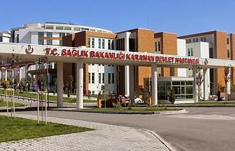 Karaman'da Yeni Yoğun Bakım Ünitesi Hizmete Girdi