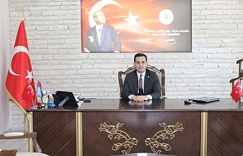 Kazımkarabekir'e Atanan Kaymakam Göreve Başladı