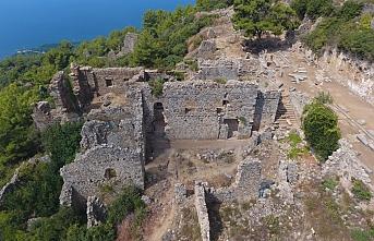 KMÜ, Syedra Antik Kenti Arkeolojik Kazı Projesi...